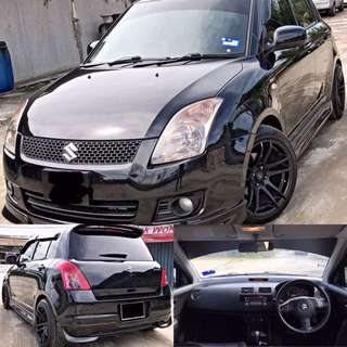 SAMBUNG BAYAR / CONTINUE LOAN  SUZUKI SWIFT 1.5L AUTO