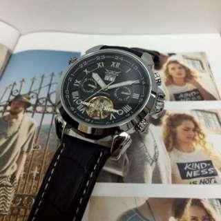 AUTOMATIC FASHION WATCH 鏤空機械錶