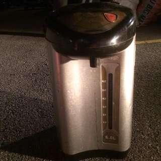 Water Heater 6.0L