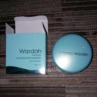 Wardah Luminouse Face Powder