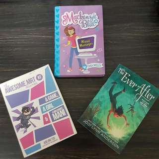 BOOK CLEARANCE : The Awesome MRT diaries and others !