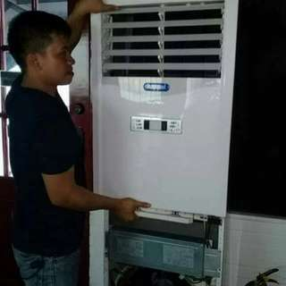 Aircon Services (For Residential, Commercial, & Industrial Property)