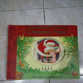 英國購聖誕故事書My Magical Book Of Christmas Tree
