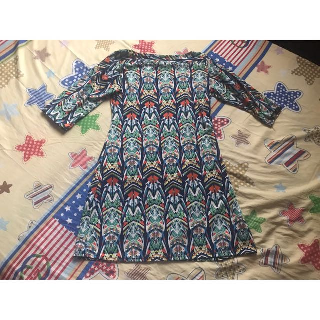 3/4s Dress