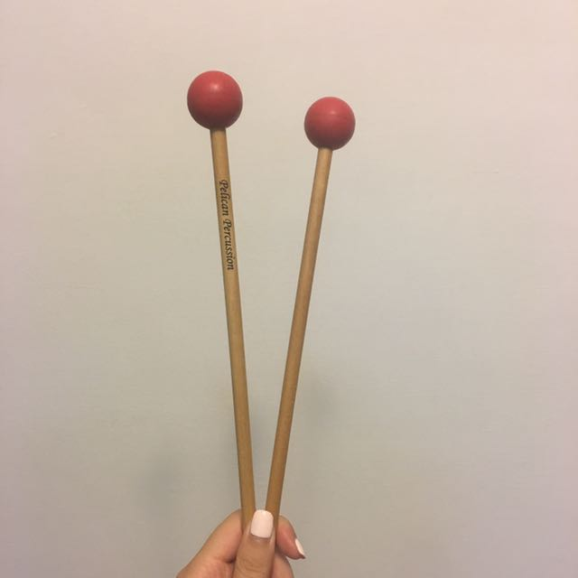 木/鐵琴棒