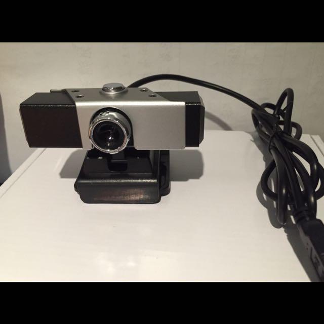 電腦視訊鏡頭 攝影機 內建麥克風 免驅動(含運)