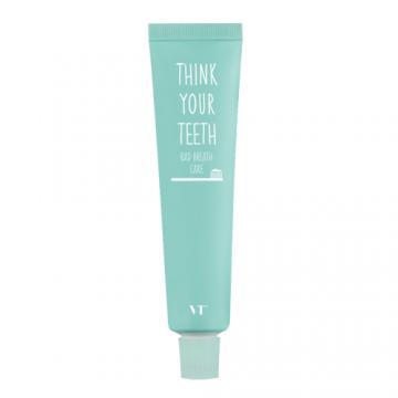 現貨 韓國 VANT36.5 VT think your teeth 綠色 天然牙膏 50g