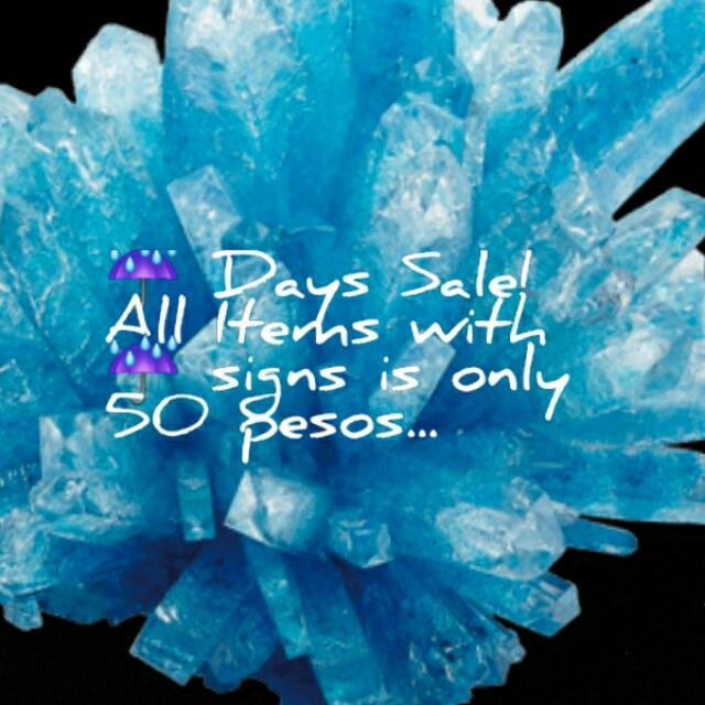 ☔ Days Sale!!!