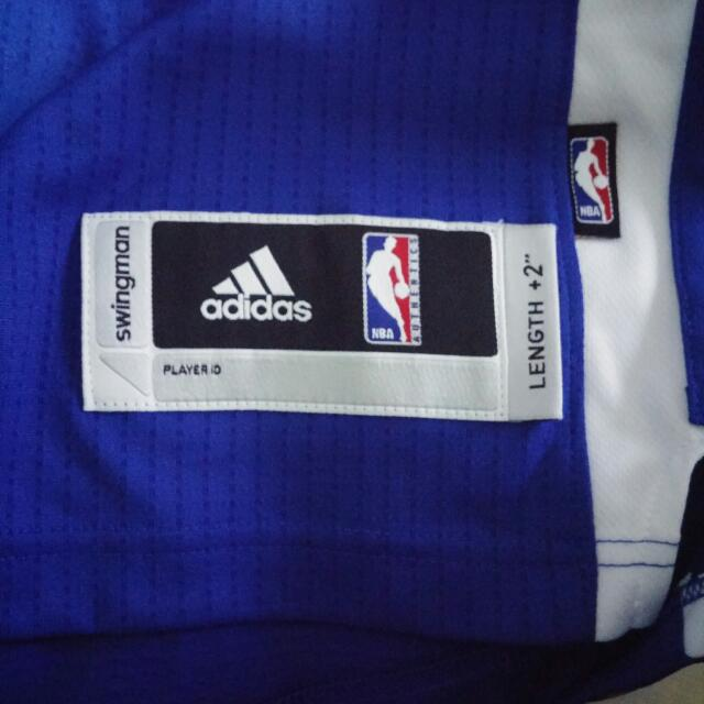 全新 NBA Jersey Swingman 球衣 波衫