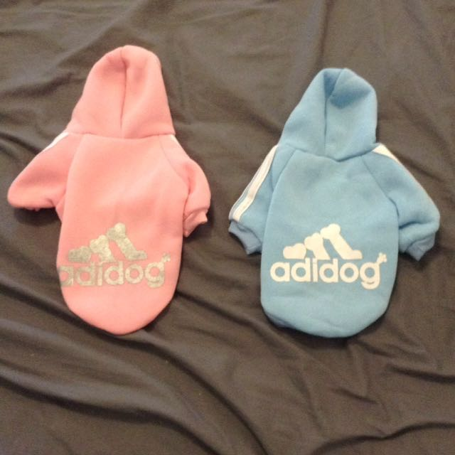 Adidas Dog Jumper xs