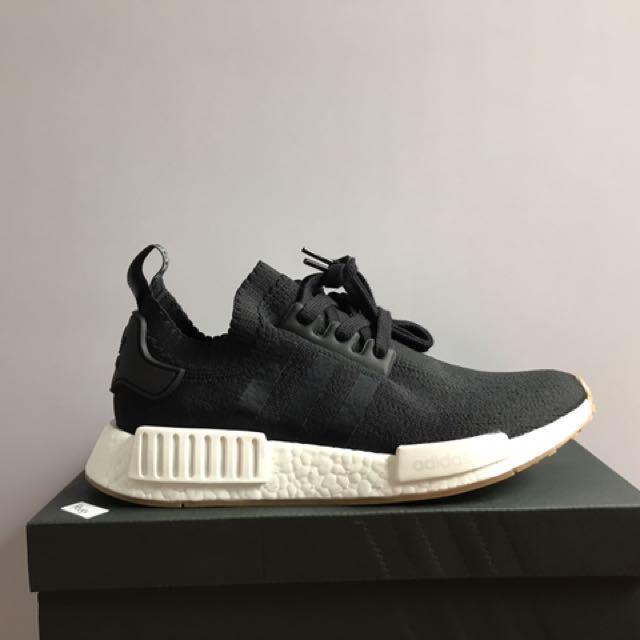 Adidas NMD R1 PK Black Gum