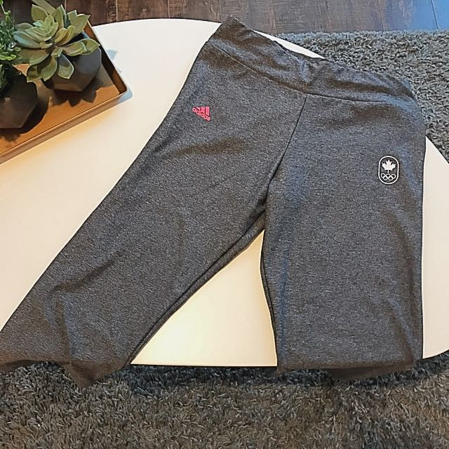 Adidas Olympic Grey Leggings