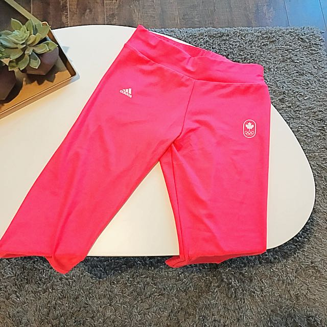 Adidas Olympic Pink Leggings