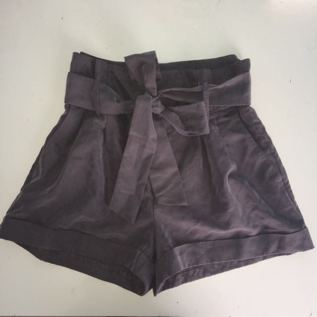 American Eagle Bowknot Chiffon Shorts