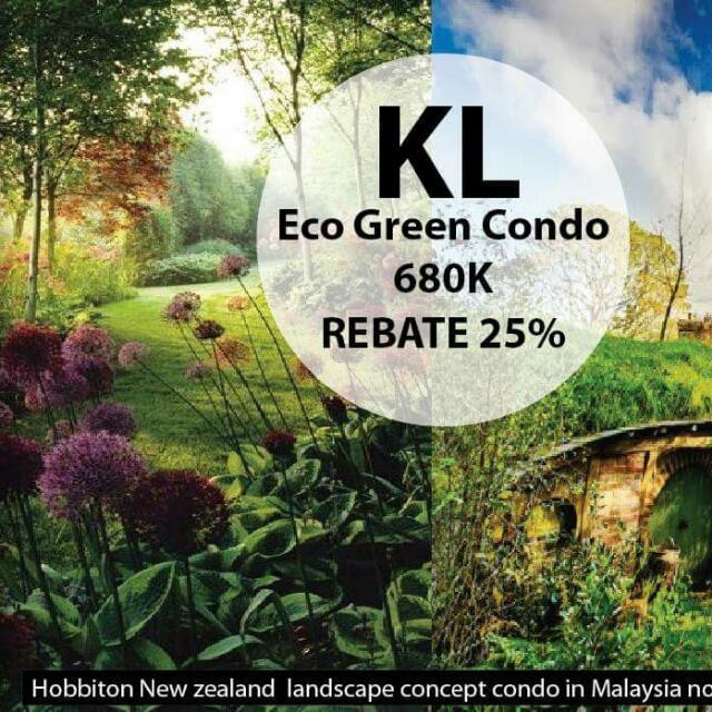 Ampang Eco Green High End Condo