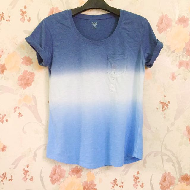 Ana Washed Out Top