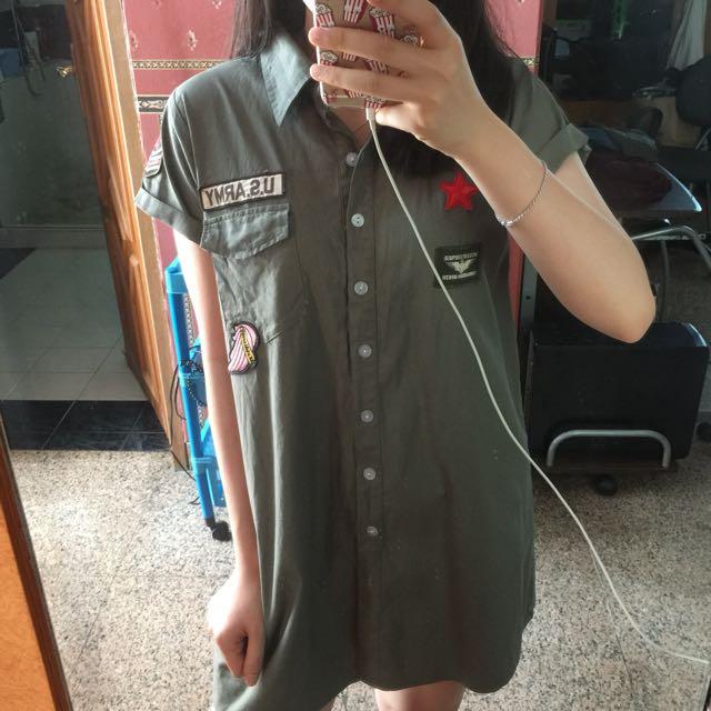 Army Dress PATCH