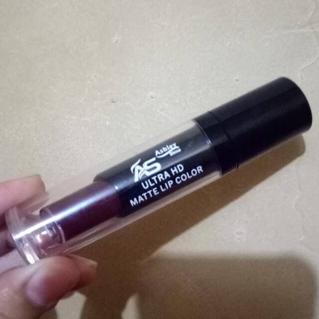 Ashley Ultra HD Liquid Lipstick