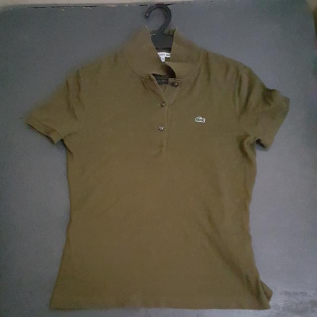 Authentic Lacoste PoloShirt