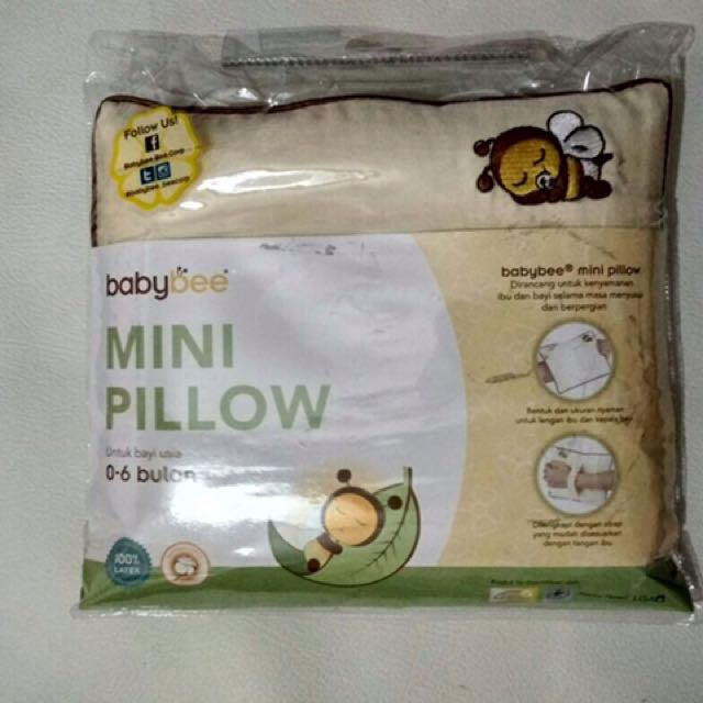 Bantal Peyang Baby Bee