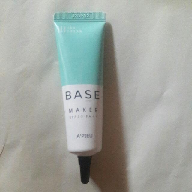 BASE MAKER A'PIEU (GREEN)