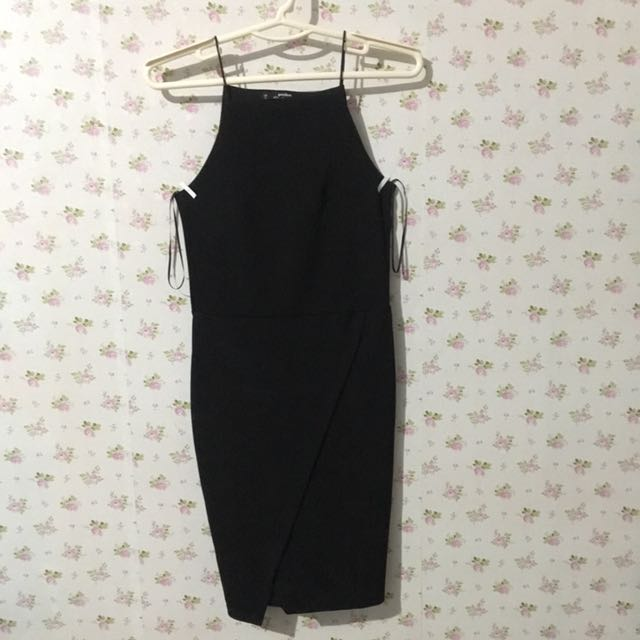 Black Dress By Petites