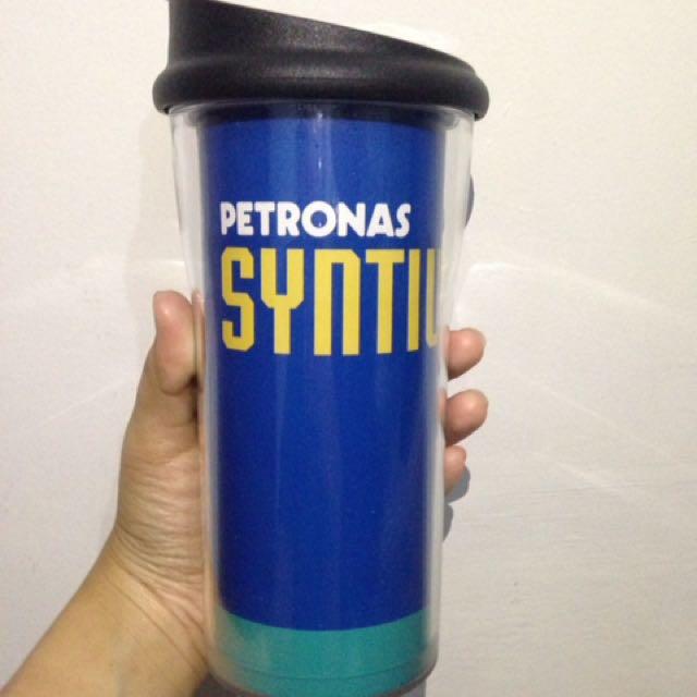 botol minum tumbler petronas 500ml