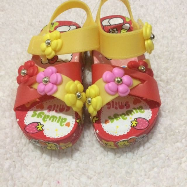 Brand new hello kitty sandals
