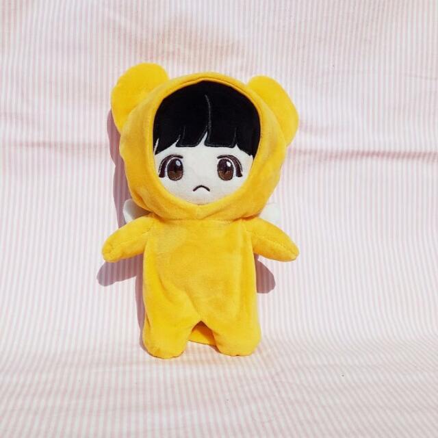 BTS Hobi Unhappy Doll by @AllFor_HOBI