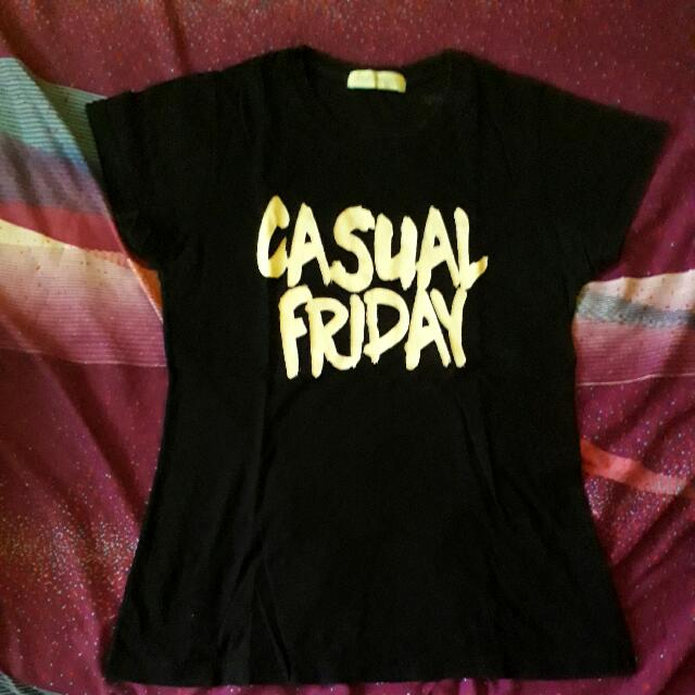 """Casual Friday"" T-Shirt"