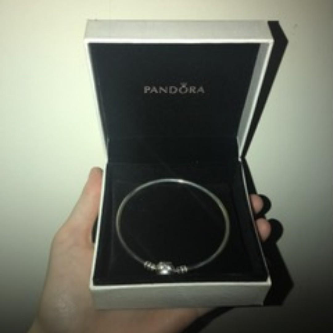 Christmas Pandora Bangle
