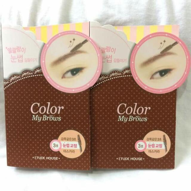 Color May BROW