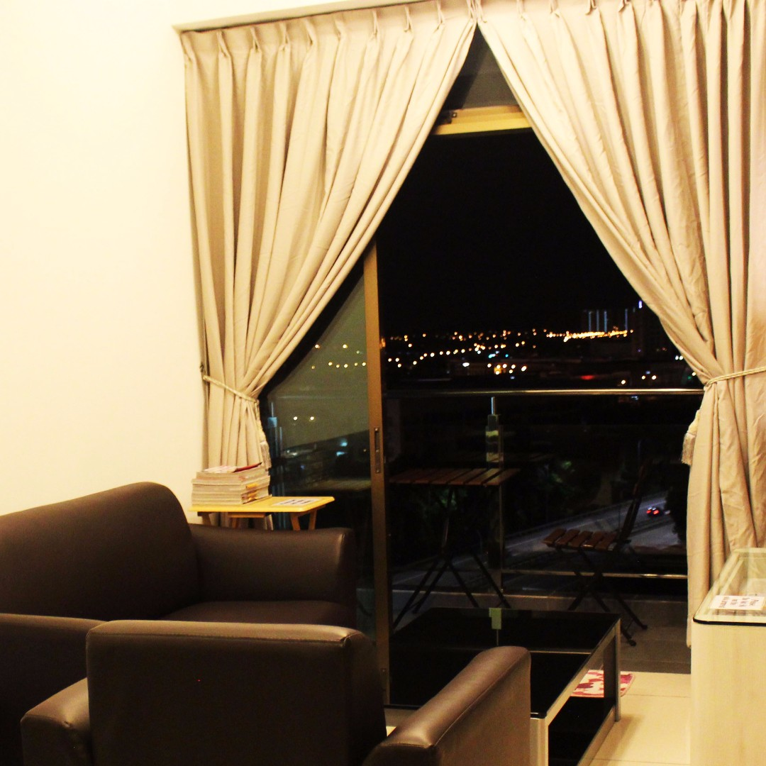 Condo close to nightlife in JB Malaysia