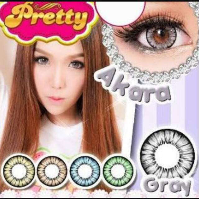Contact lens Graded