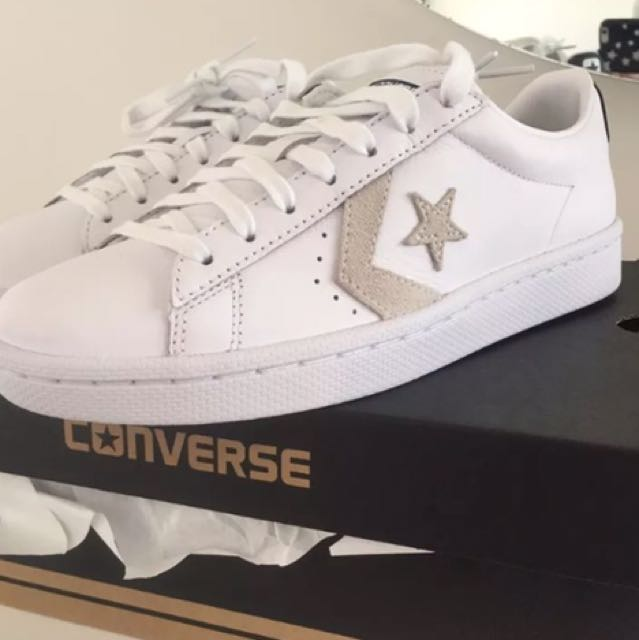 Converse All Star Pro Leather Brand New