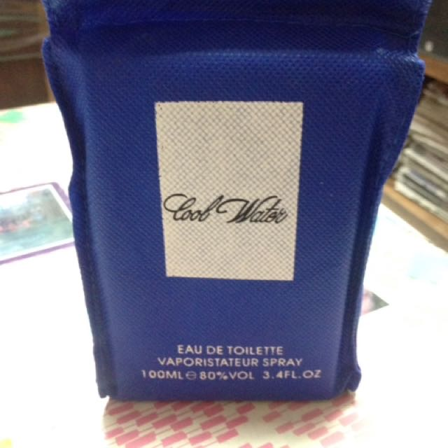 COOL WATER PERFUME FOR MEN