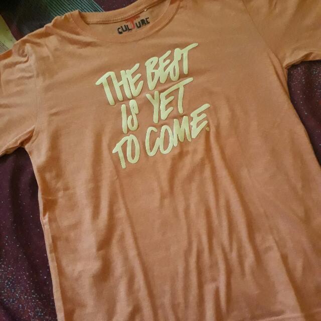 Culture: Basic T-Shirt (Pink)