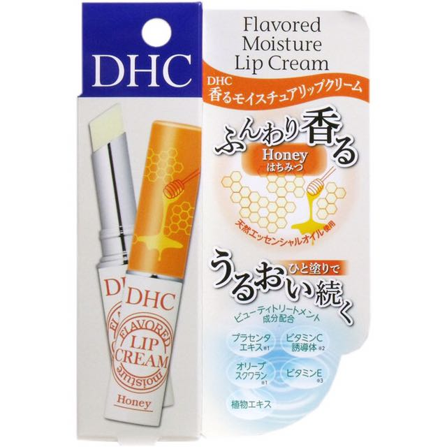 DHC護唇膏-蜂蜜