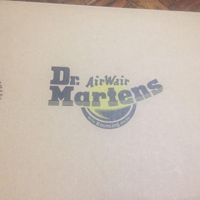 Doctor martins Blue With Zipper Original