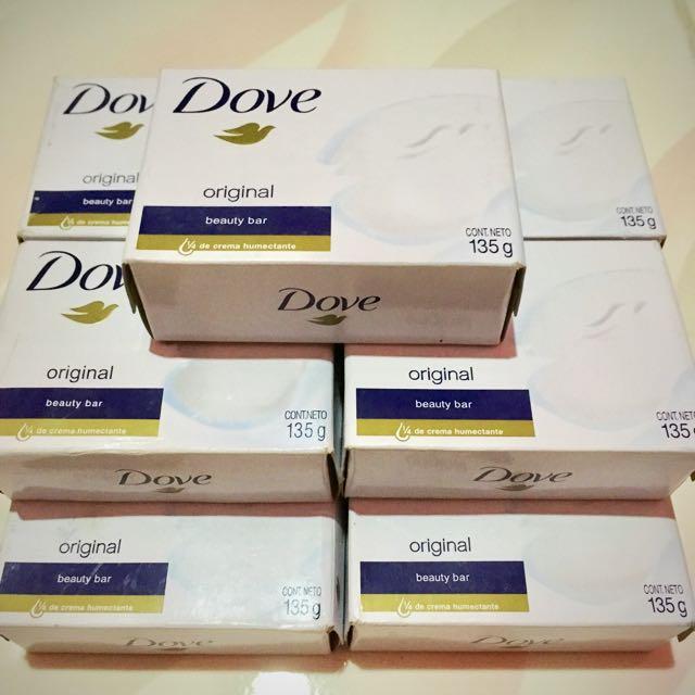 Dove Original Beauty Bar 135g