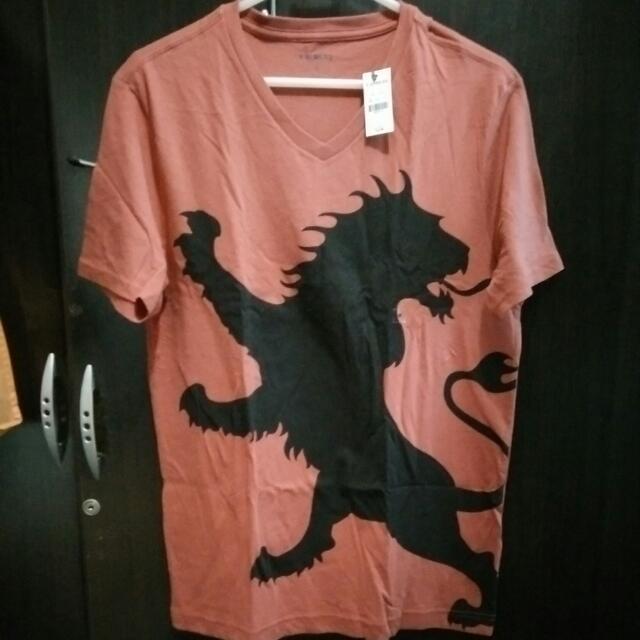 Dragon print Tshirt