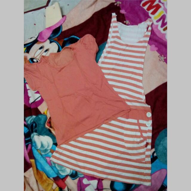 Dress Line Orange