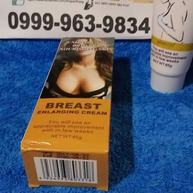 Enlarging Breast Cream