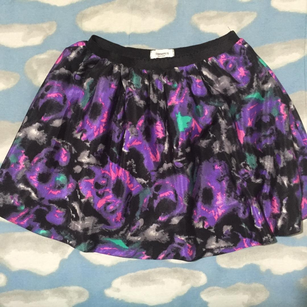 Flare Skirt from Korea
