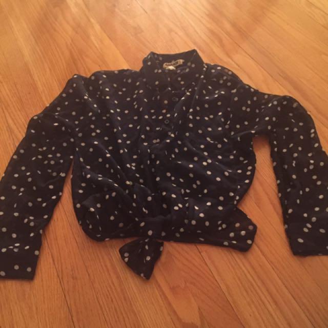 Garage Button Up Shirt