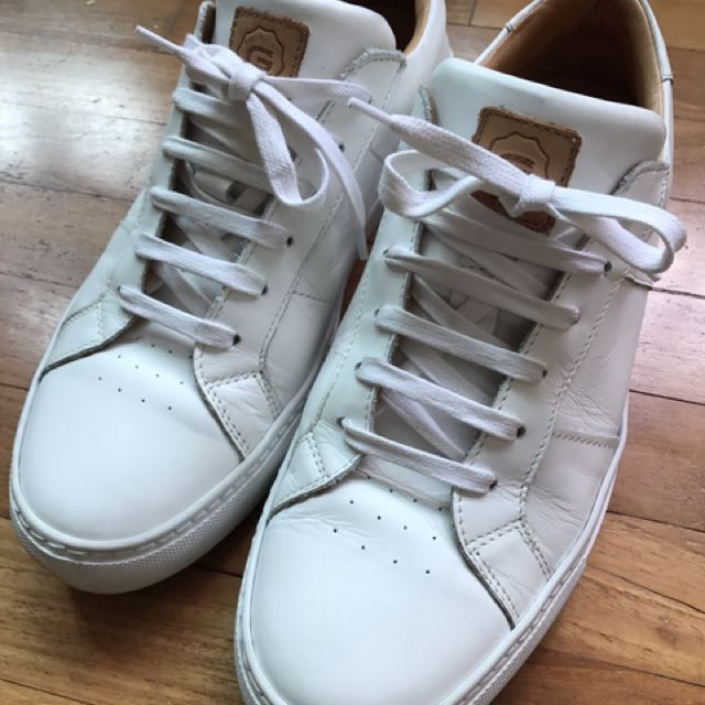 Greats Royale Blanco (White Leather