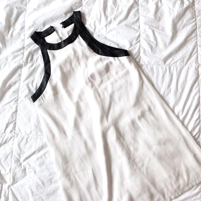 Halter Dress By Something Borrowed