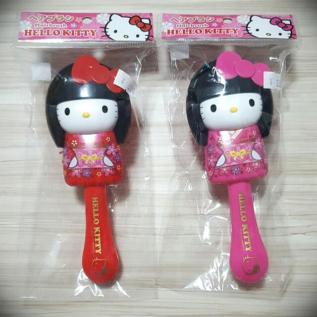 Hello Kitty Brush Comb