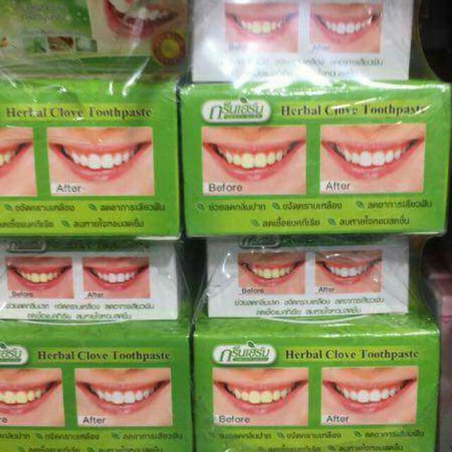 Herbal Whitining  Toothpase