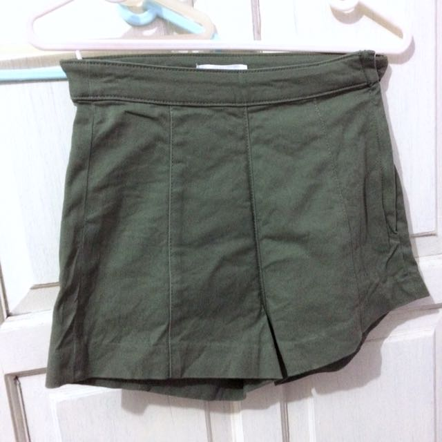 H&M Army Highwaist Pants